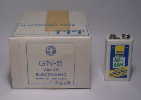 The original box of the GN-5
