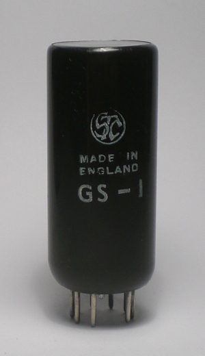 The GS-1 in state of rest