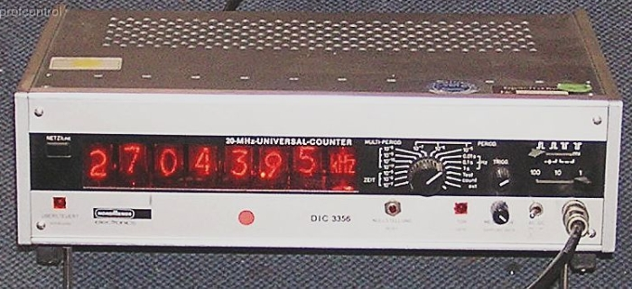 The counter DIC3356