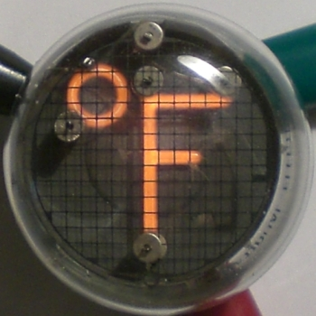 The (combined) symbol '°F'