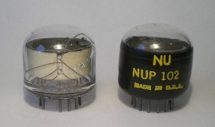 The both NUP102 in comparison